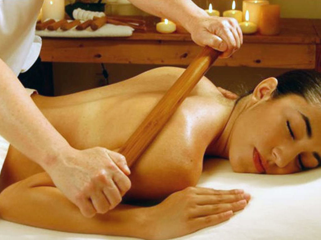 Maderotherapy - Massage with rolling pin SPA Paradiso Belgra